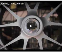 Zumac Forgeline GA1R German