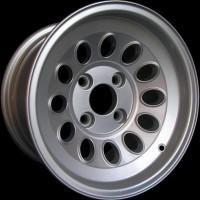 AR GTAm Silber 13″