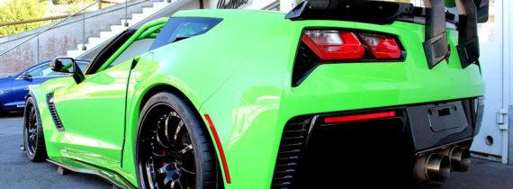 Corvette C7 Z06 Racecar