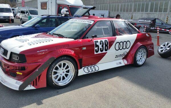 Audi S2 Racecar