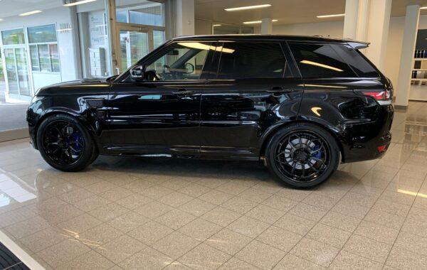 Range Rover RR Sport 5.0 SVR