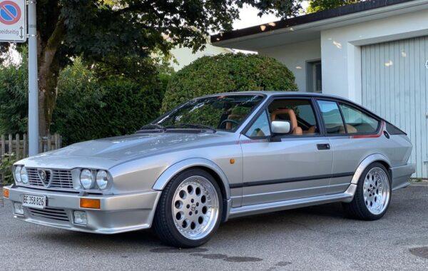 Alfa Romeo GTV 6 2500 Grand Prix