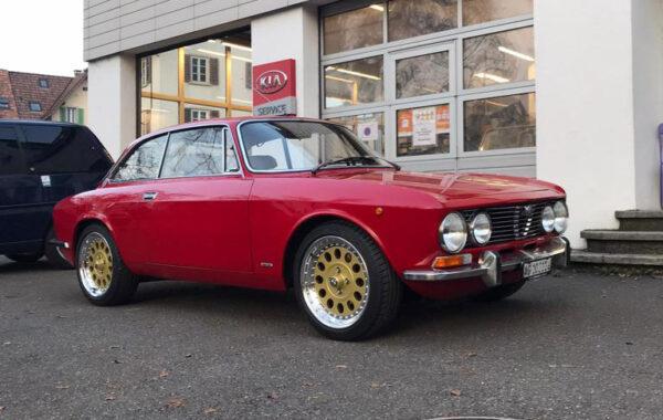 Alfa Romeo GT Bertone 2000